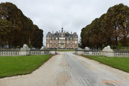 Chateau Apartment on Estate 30 minutes from Disney - Ocquerre