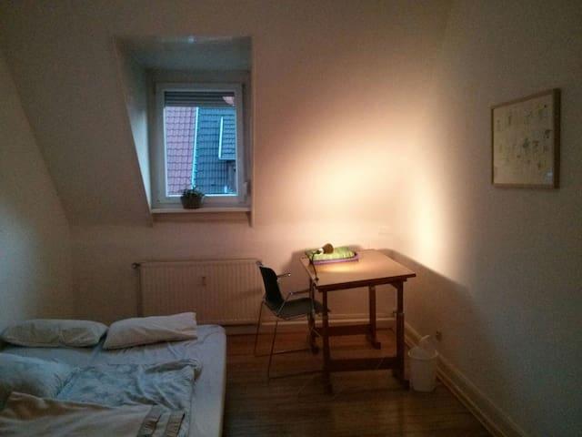 schönes Zimmer, zentral gelegen - Saarbrücken - Apartament