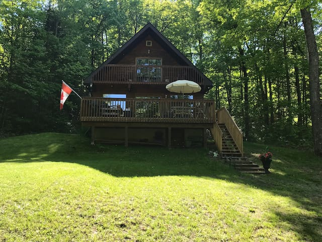 Haliburton cottage