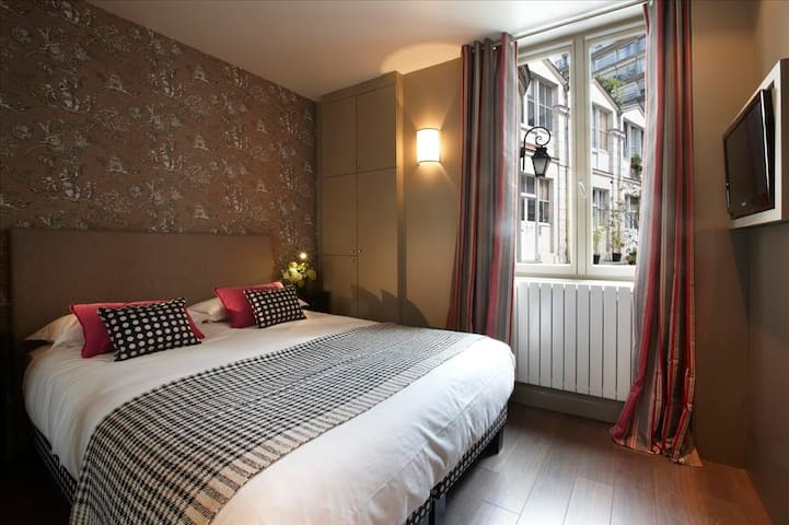 Appart'hotel près de Montparnasse