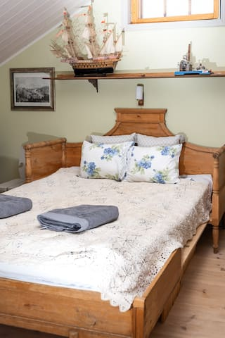 Makuuhuone / Sovrum / Bedroom