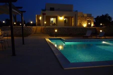 Villa esclusiva piscina privata Siracusa Sicily - Sortino - Vila