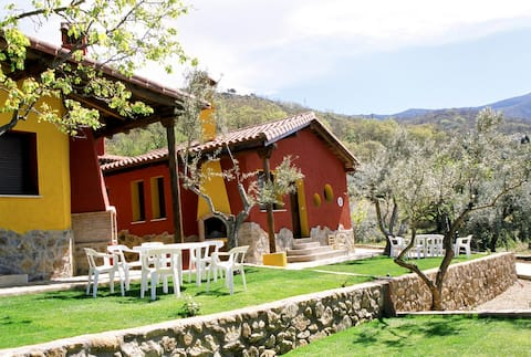 Casas rurales La Ondina del Madrigal - E