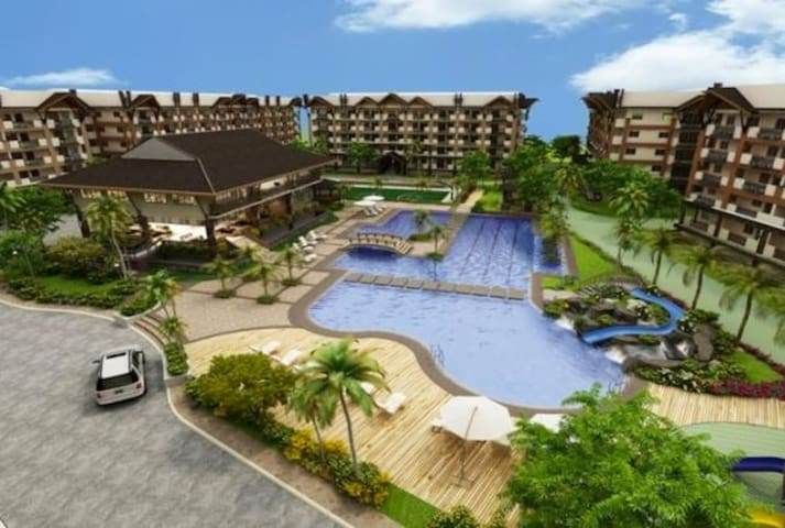 Luxury CondoResort Ohana Place 2BR for Family/WIFI
