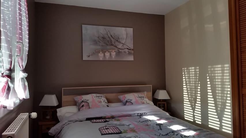 """''Les noisettes de Cry"""", chambres dans villa - Reignier-Esery - Villa"""
