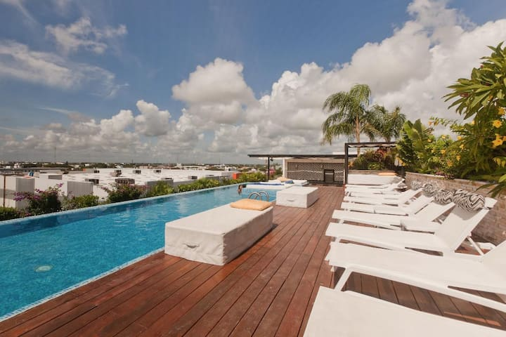 Excellent Loft in heart Playa del Carmen