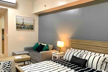 Big&Cozy Clean Studio 7 minswalk to NAIA airportT3