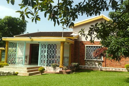 Your Ugandan home away from home - Bed & Breakfast