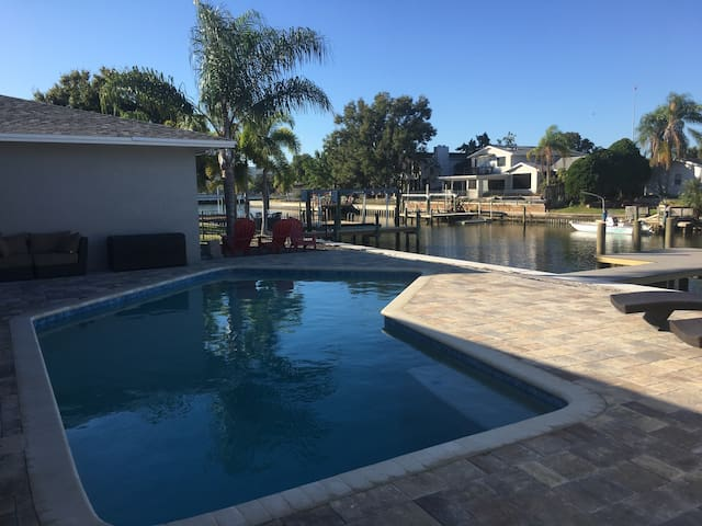 Waterfront view In Dana Shores