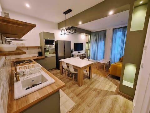 Magnifique appartement «Le Nature» hyper centre