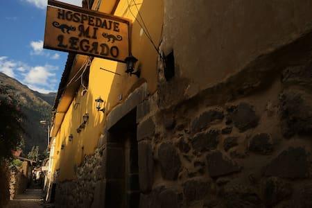 Mi Legado - Ollantaytambo - Hostel