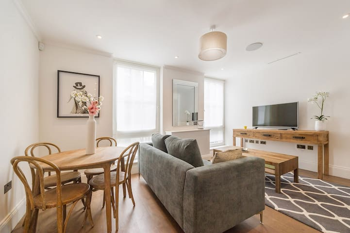 New flat in heart of Covent Garden - London - Leilighet