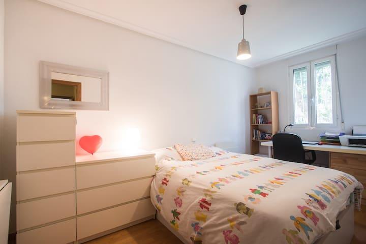 Habitacion privada con Wifi - Alicante - Huis