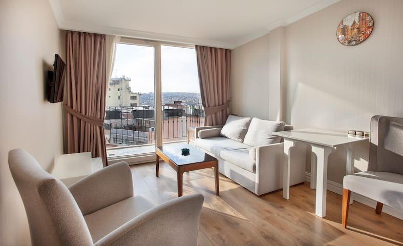 Suite Room&Terrace/Closer to Galata