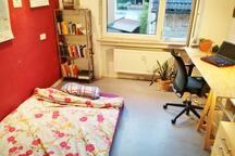 Zimmer in netter WG