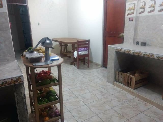 Silvana's home