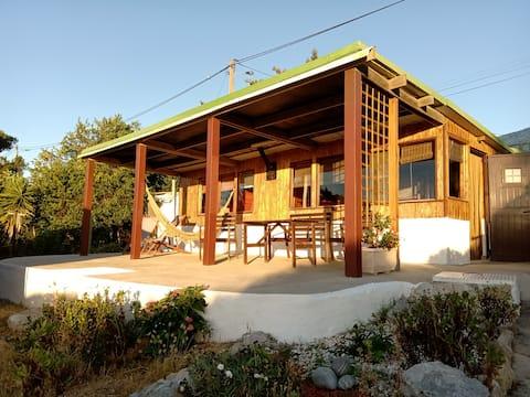 Lagoon House at Melides Beach