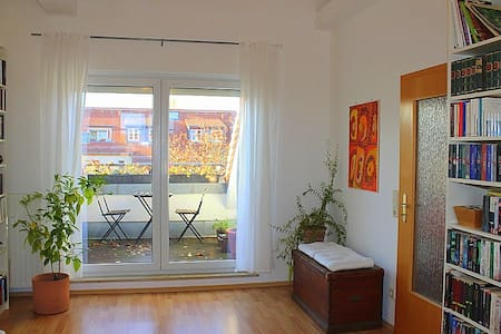 Charming top floor apartment - Pis