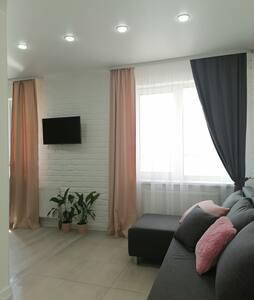 Романтичная квартира с отличным видом !