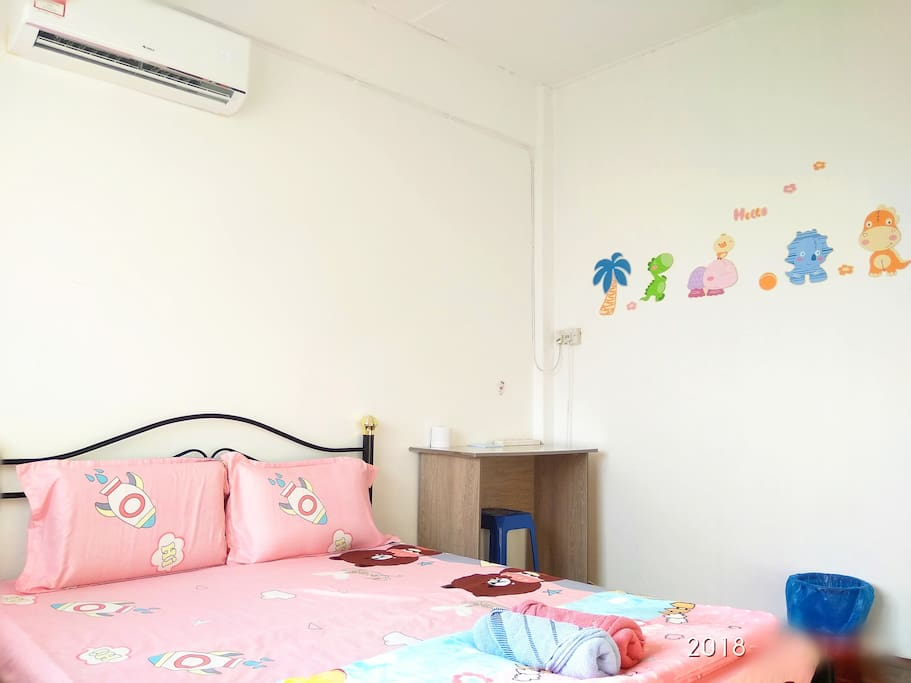 Double Room with Queen Size Bed~