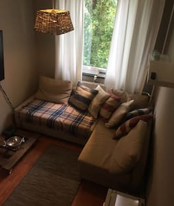 Lovely warm room in the heart of HH - 함부르크(Hamburg)