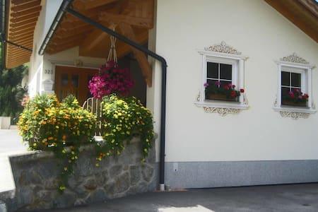 Nieuw appartement in Tirol direct aan de skipiste