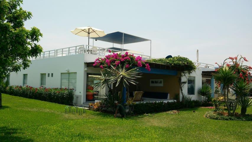 Casa de Playa Asia Ideal para Relax