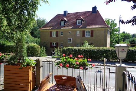 Ferienwohnung am Schlosspark Pillnitz