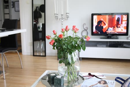 Nice, modern apartment just outside the city - Stockholm - Wohnung