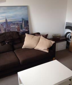 Chambre privée proche grand stade - Lesquin - Appartamento