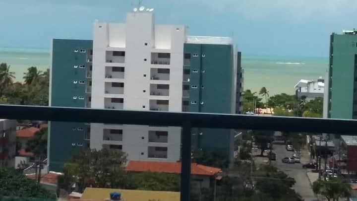 Apartamento temporada Cabo Branco