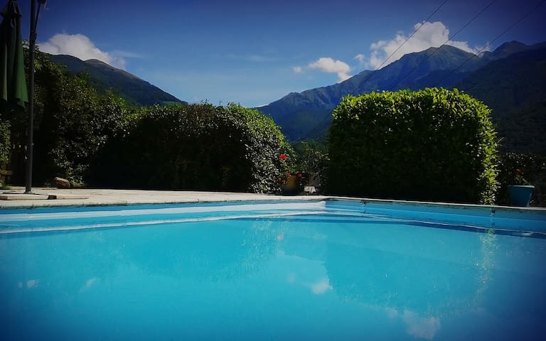 B&B & Table d'hotes in the Pyrenees - Arrien-en-Bethmale - Bed & Breakfast