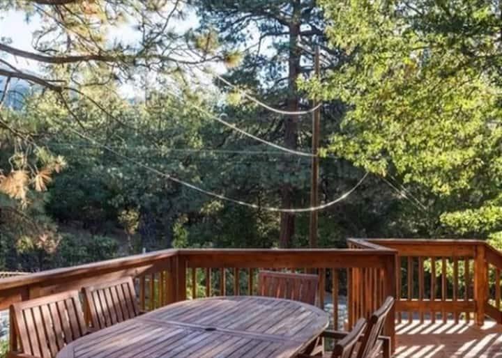 Luxury Mountain Log Home