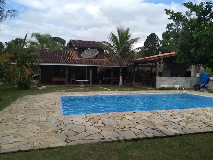 Casa de Campo Estrela Maria