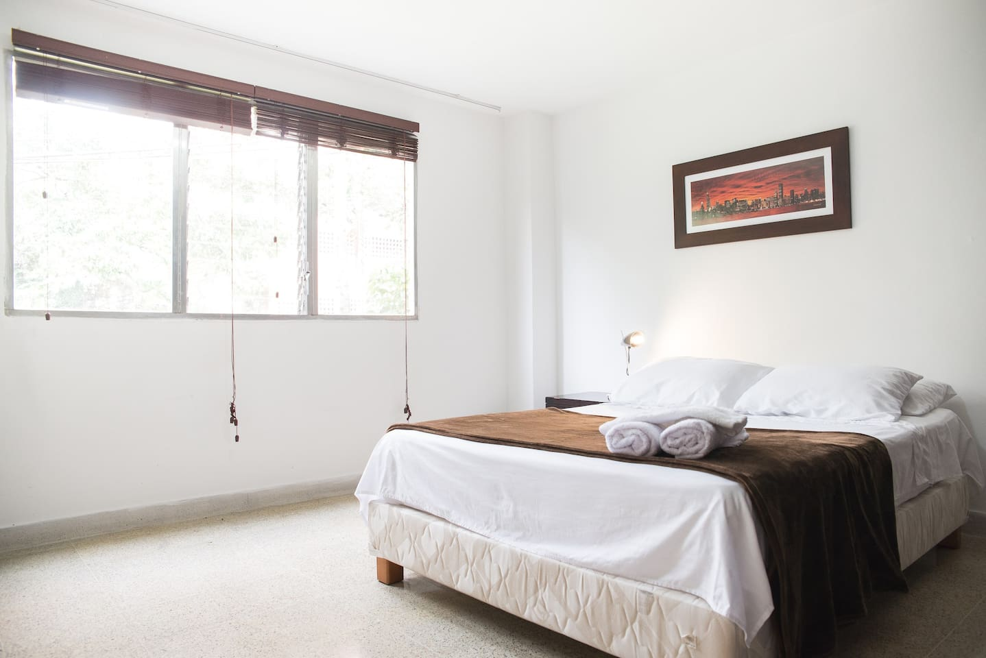 Your amazing bedroom in the best neighborhood of Medellin. Everything you may need