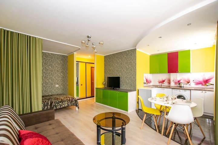 Квартира у набережной р.Кама