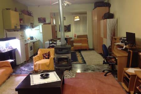 Spacious Studio Apartment - Chalkida