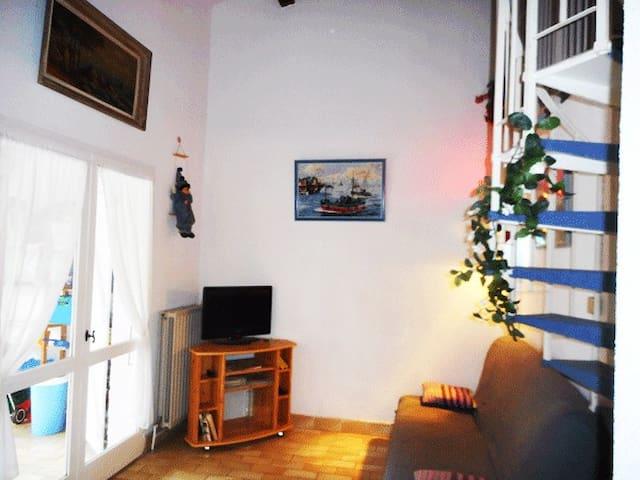 maison dans résidence sécurisée au calme - Agde - Casa