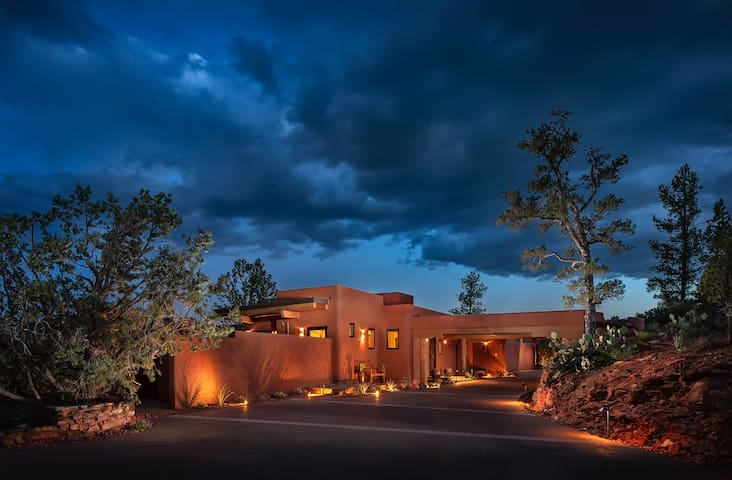 Sun Cliff - Sedona's Only Luxury Resort for Two