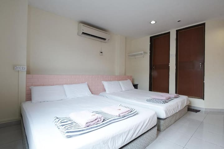 Deluxe Family Room at Bangi Budget Hotel