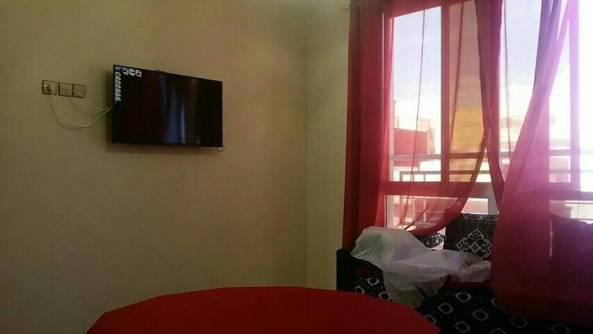 Le salon peut supporter jusqu à 3 personnes