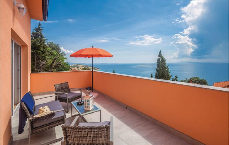 Holiday apartment with 1 bedroom on 47m² in Stara Baska