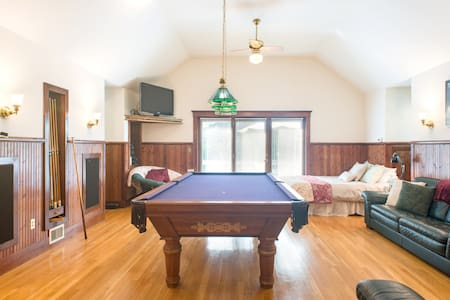Carriage House - This is a smoke free property.