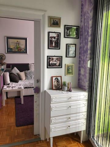 Private suite Lavanda