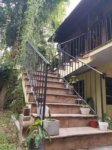 Casa compartida en Tigre, frente al río