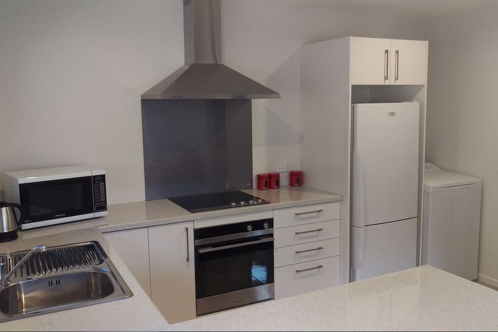 Kitchen Apartment look in
