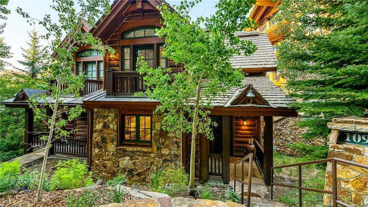 See Forever Cabin 109 - Irresistible Condo in Mountain Village