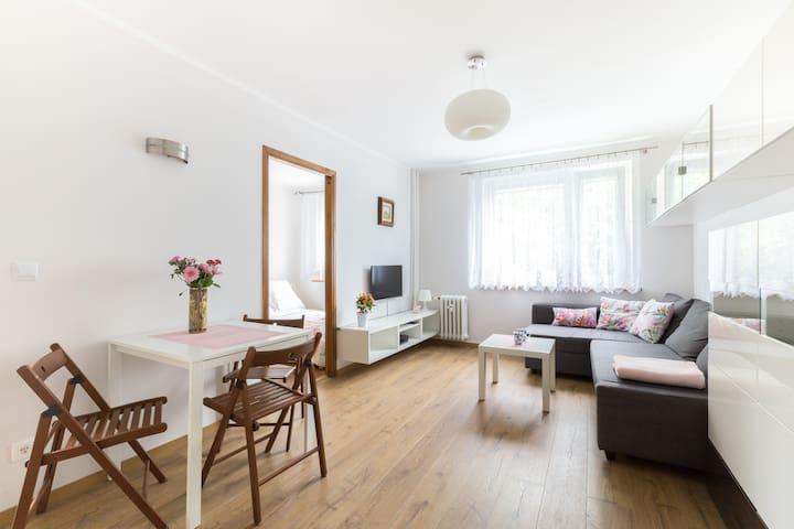 Apartament Paderewskiego