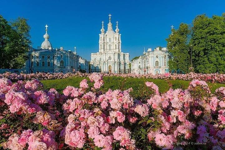 Мини-отель, центр, отличная комната - Санкт-Петербург - Bed & Breakfast