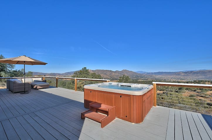 Tehachapi Home with a View